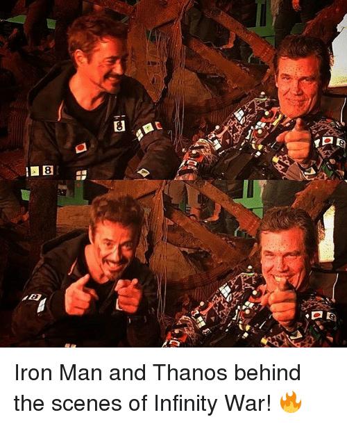 uproarious Thanos Memes