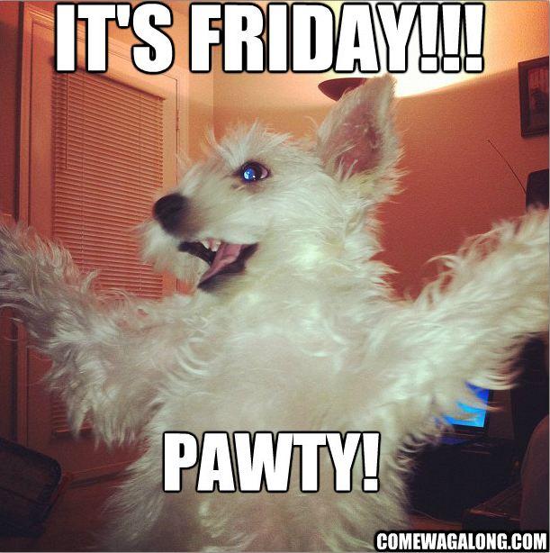 vivacious Friday memes