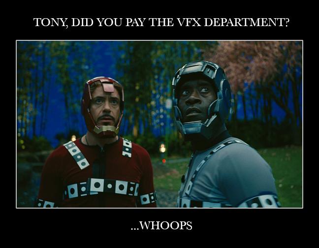 vivacious Iron Man Memes