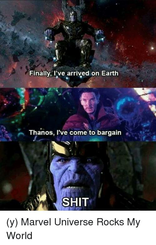 vivacious Thanos Memes