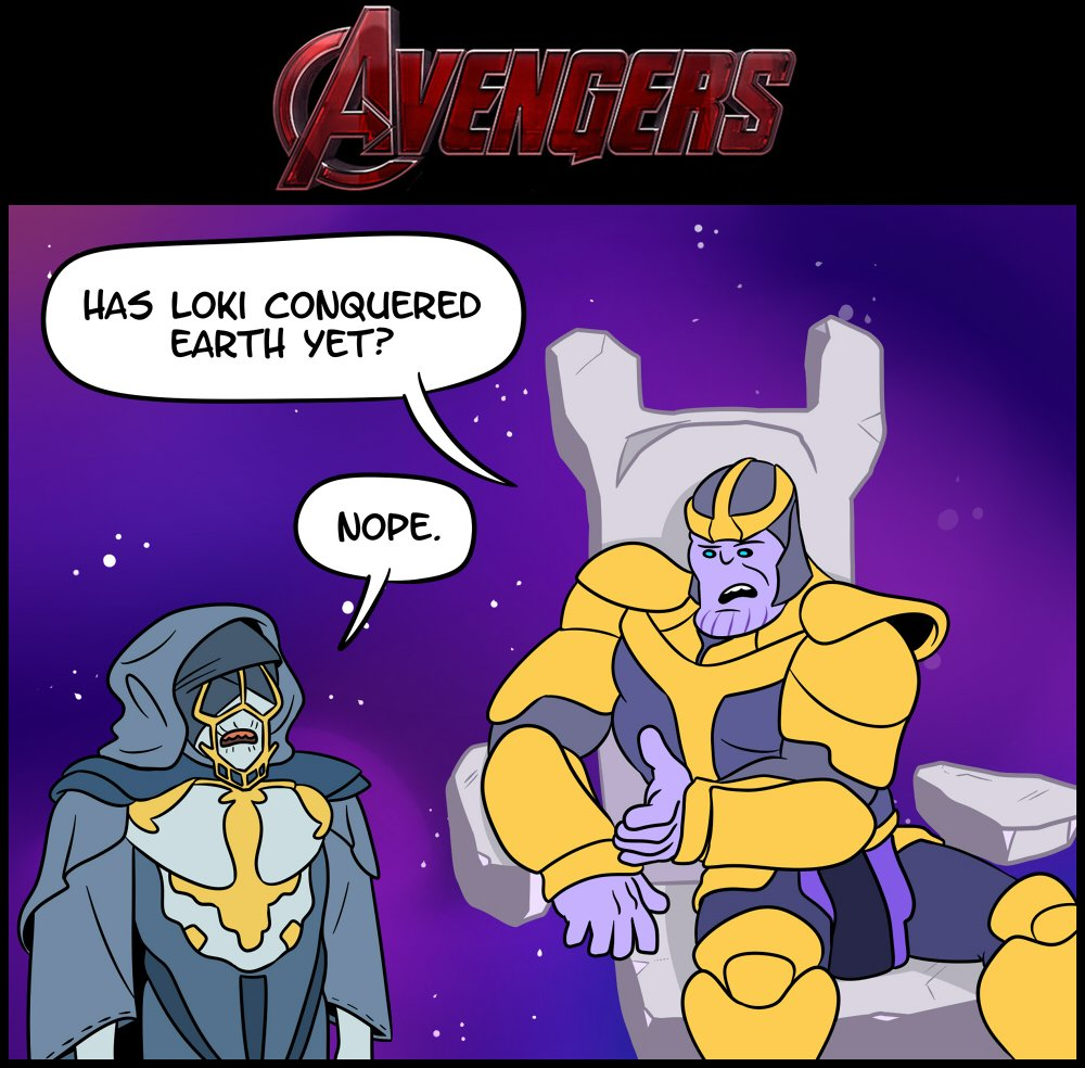witty Thanos Memes