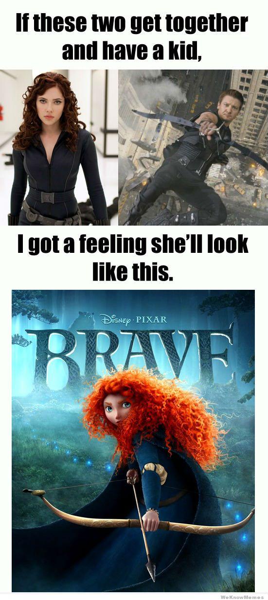 Funny Black Widow meme