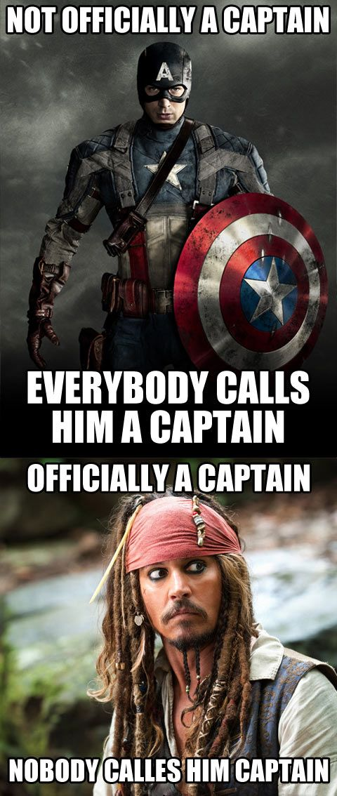 Funny Captain America meme