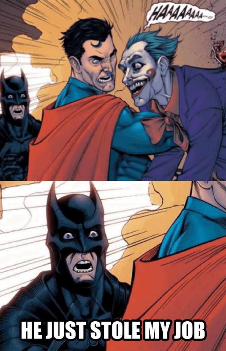 Funny DC VS MARVEL Memes