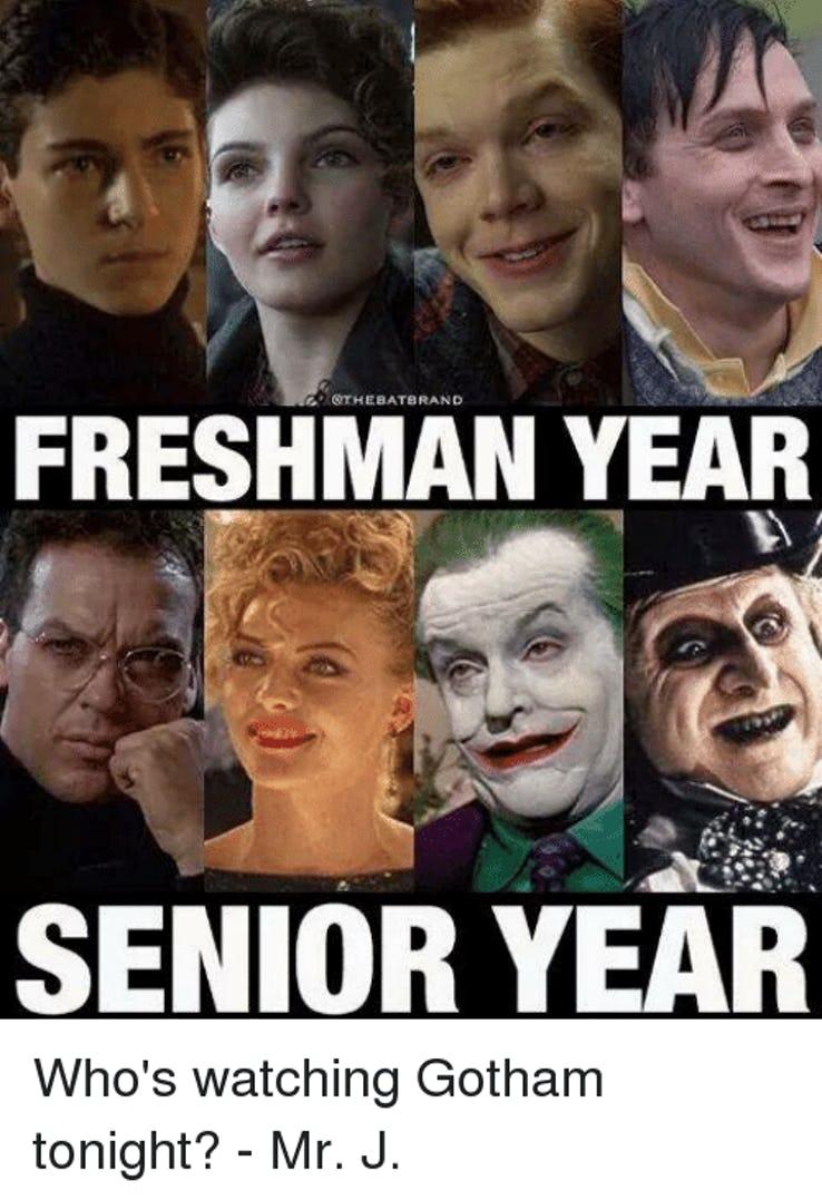 Funny Gotham memes