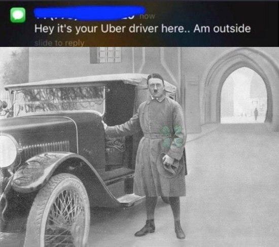 Funny Uber Memes
