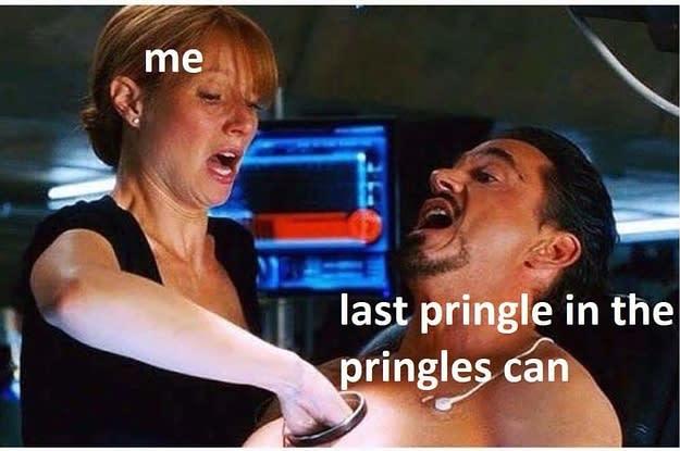 Hilarious Avengers meme