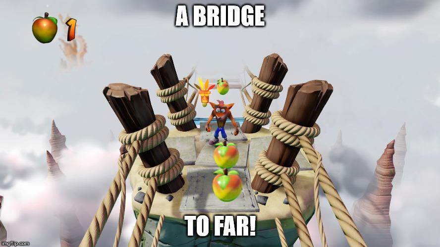 Hilarious Crash Bandicoot Memes