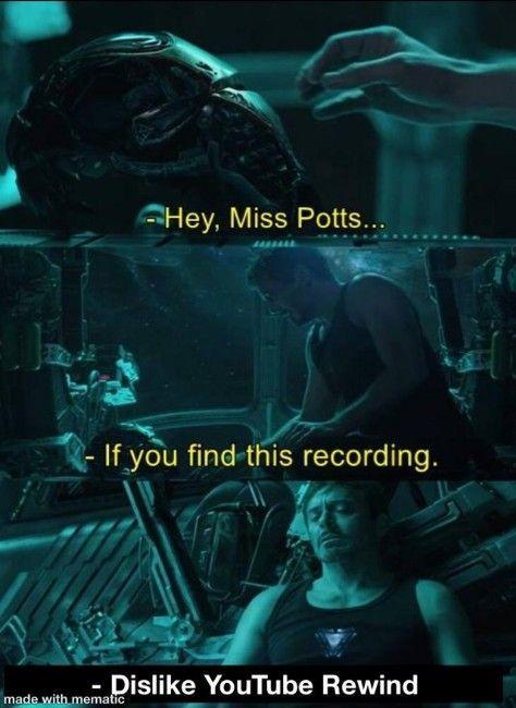 Hilarious Endgame meme
