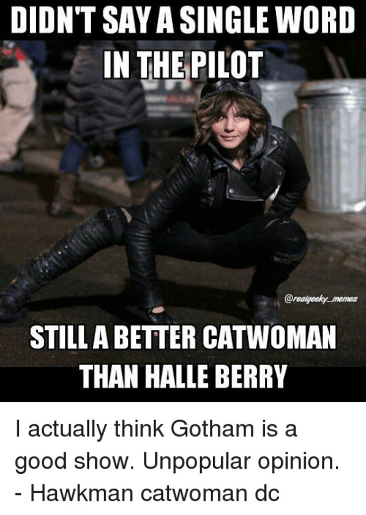 Hilarious Gotham memes