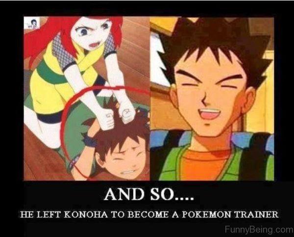 Hilarious Naruto Memes