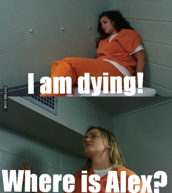 Hilarious Orange is the new black memes