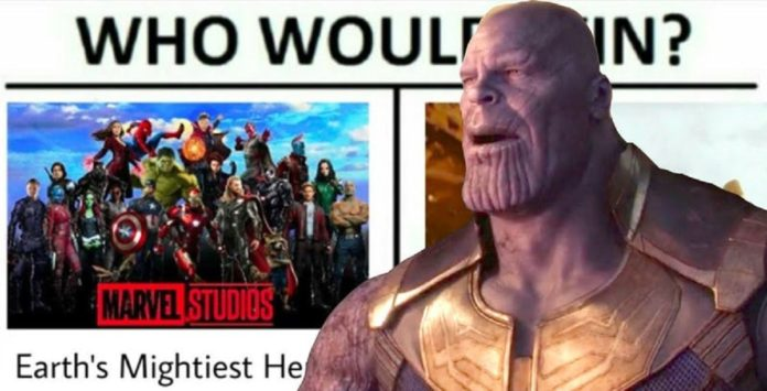 110 Funny Thanos Memes Are Sure To Keep You At The Edge Of Your