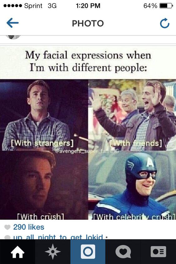 amusing Captain America meme