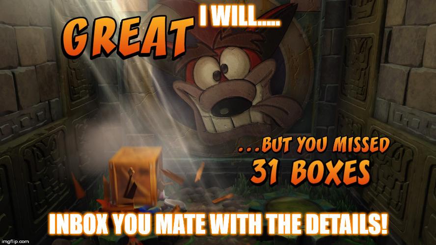 amusing Crash Bandicoot Memes