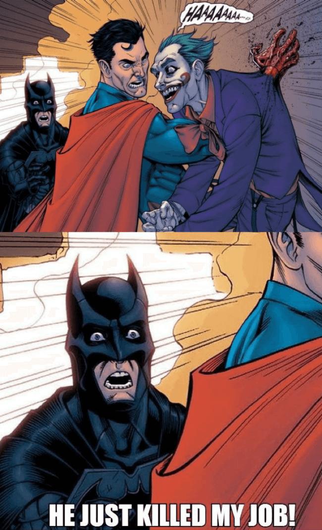 amusing DC Memes