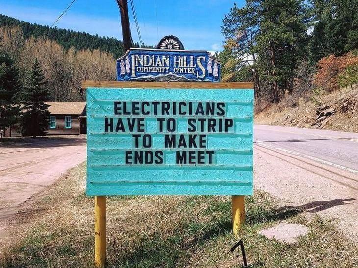 amusing Electrician memes