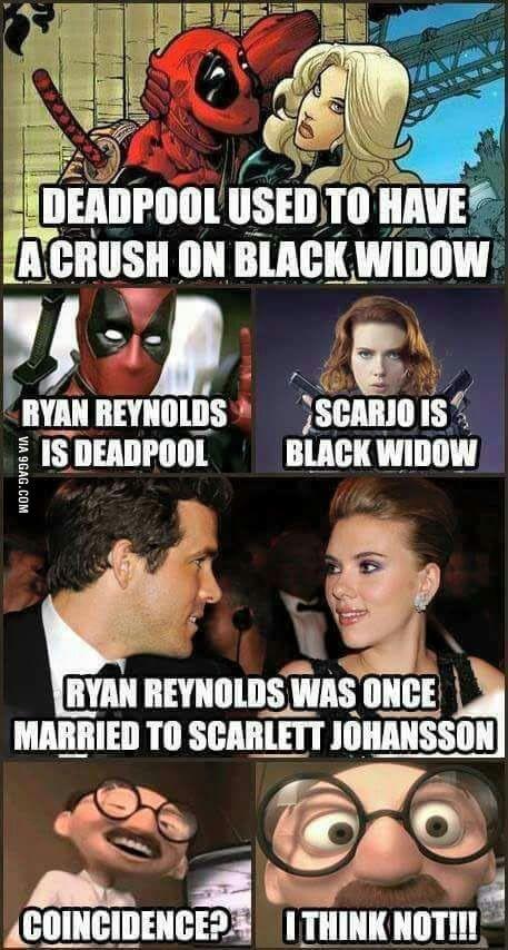 animated Black Widow meme