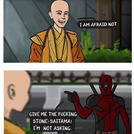 animated Endgame meme