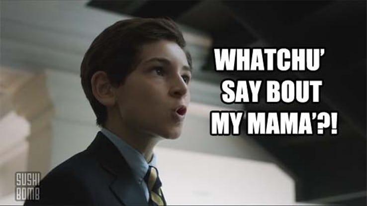 animated Gotham memes
