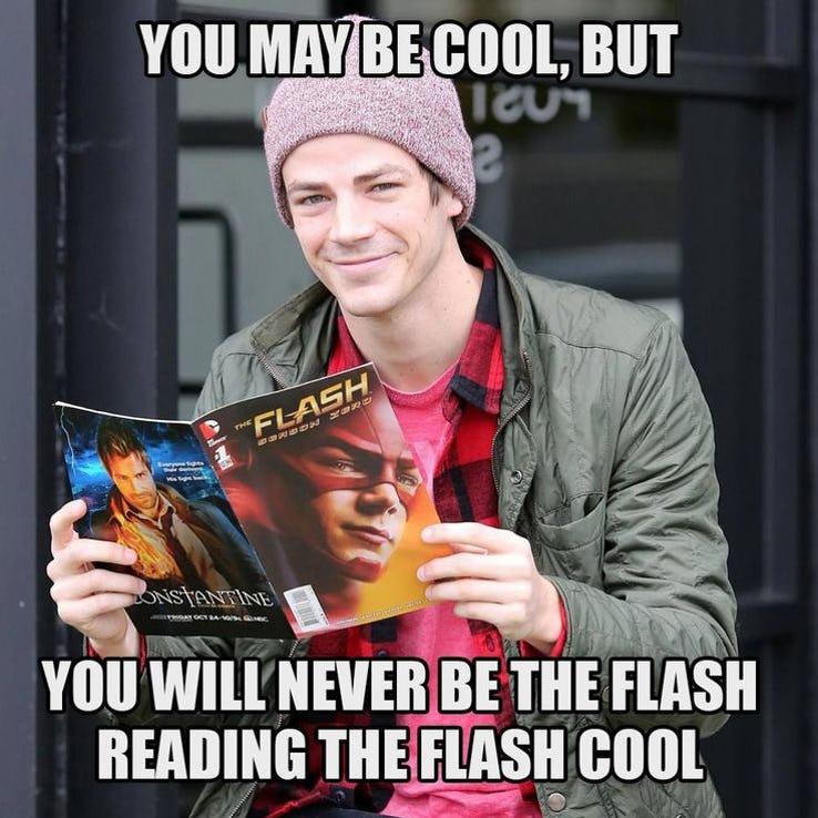 cheerful DC VS MARVEL Memes