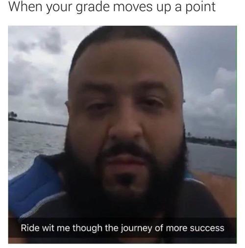 cheerful DJ Khaled Memes