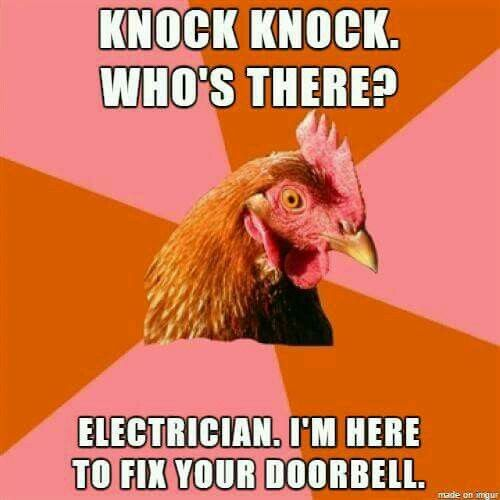 cheerful Electrician memes