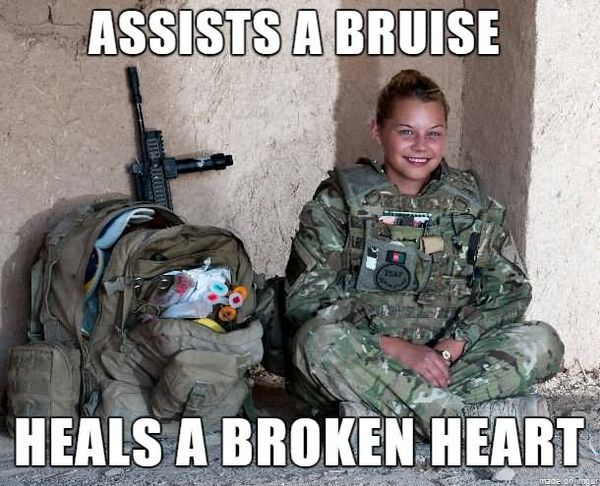 cheerful Military Memes