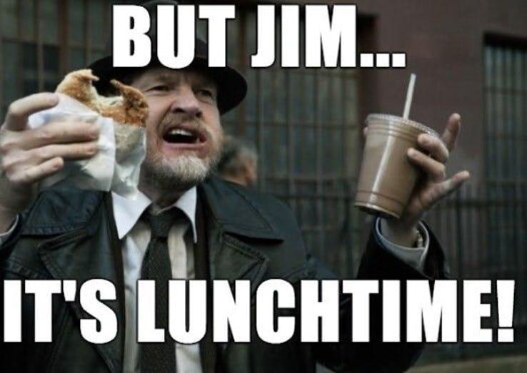 chucklesome Gotham memes