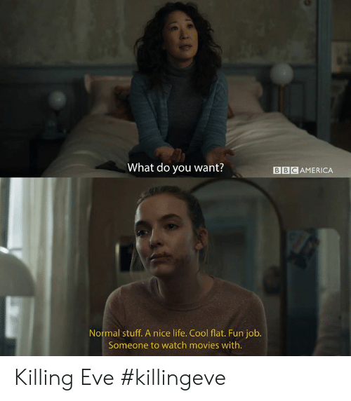 chucklesome Killing eve memes