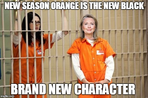 chucklesome Orange is the new black memes