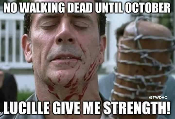 chucklesome The walking dead memes