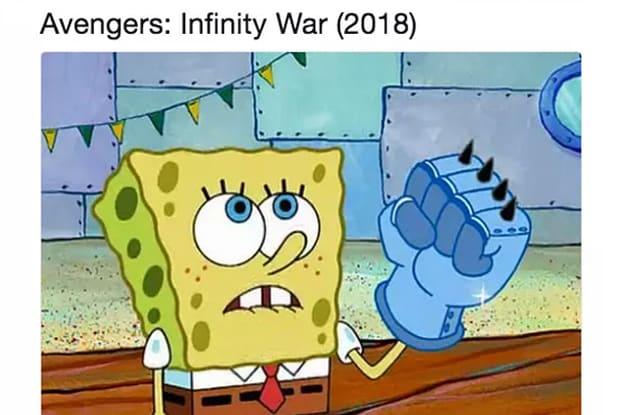 comic Avengers meme