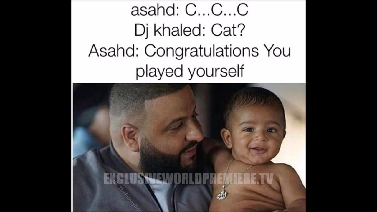 comic DJ Khaled Memes