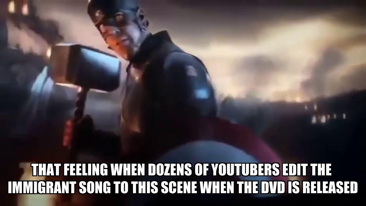 comic Endgame meme