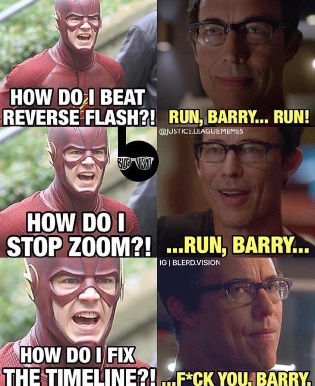 comic Flash Memes