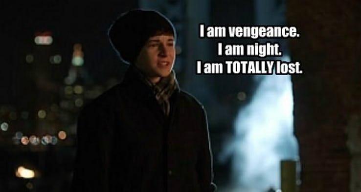 comic Gotham memes