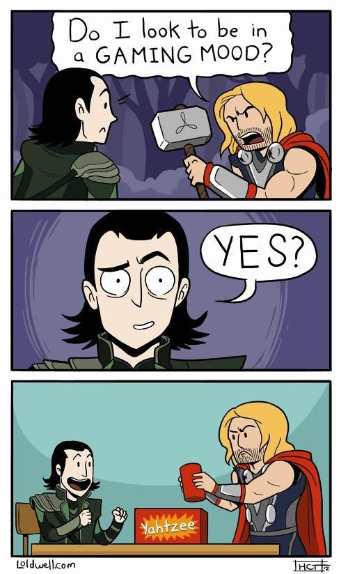 comic MCU Memes