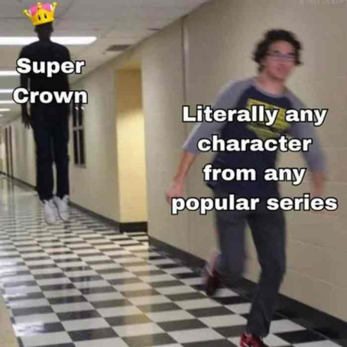 comic The crown memes