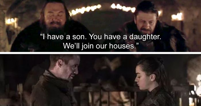 comical Game of thrones memes