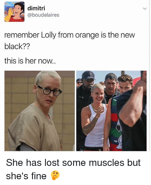 comical Orange is the new black memes