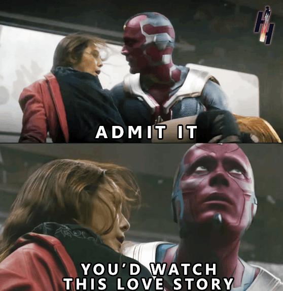 droll, Avengers meme