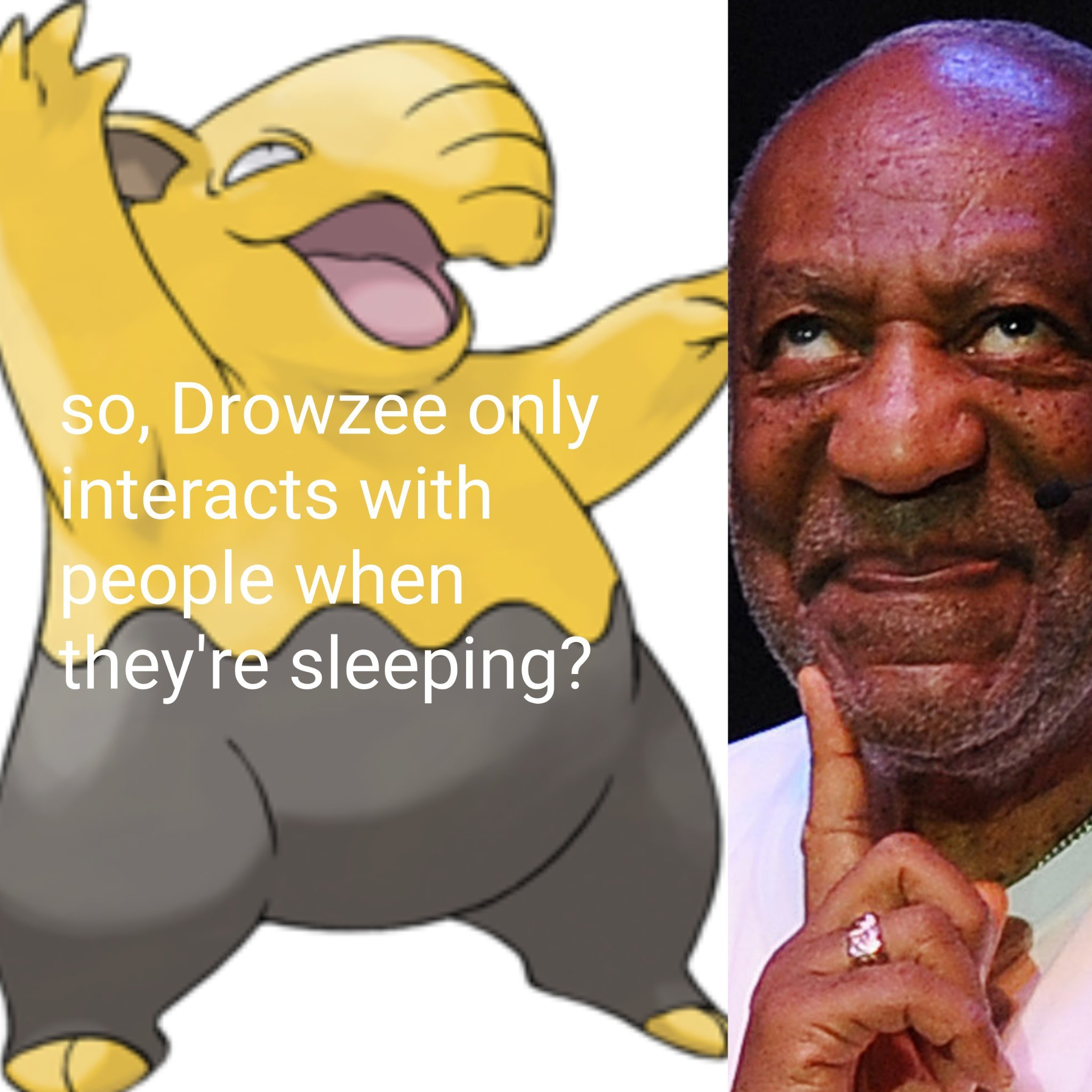 droll, Bill Cosby Memes