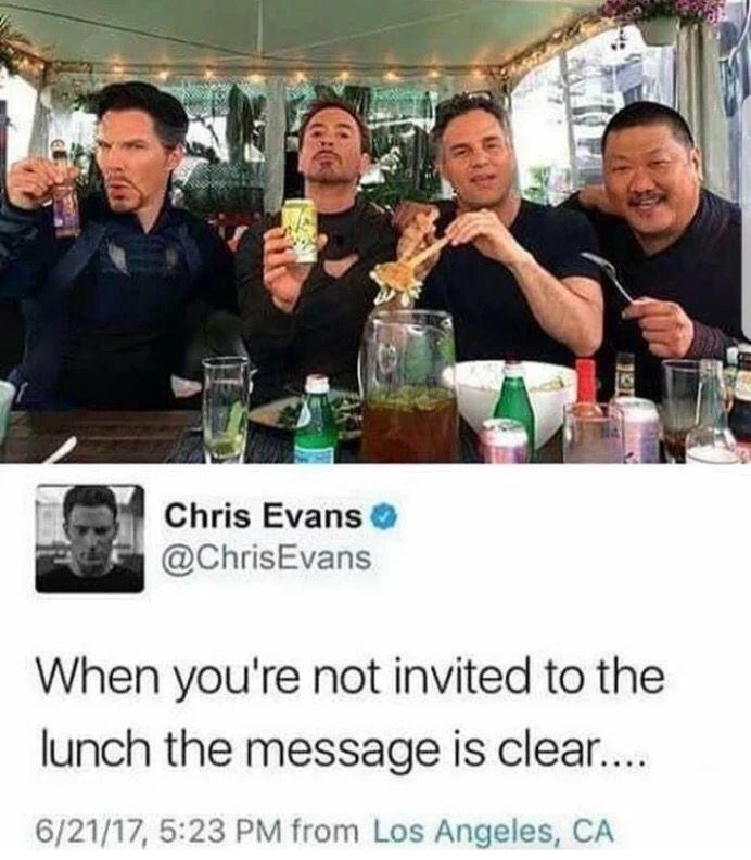 droll, Captain America meme