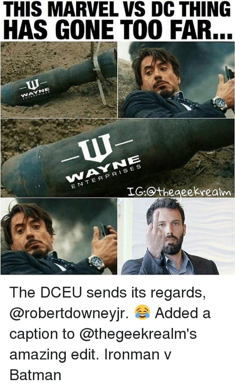 droll, DC VS MARVEL Memes