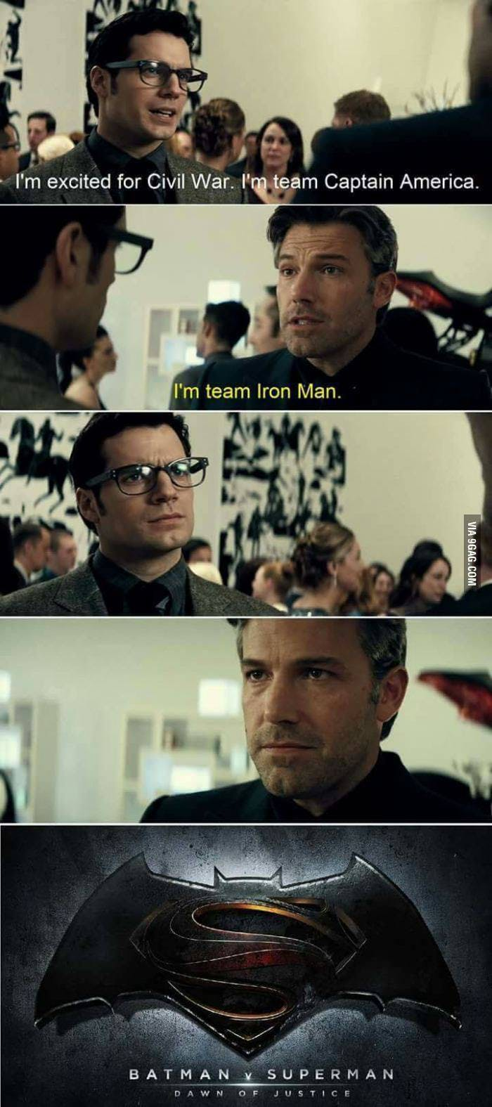 entertaining DC Memes