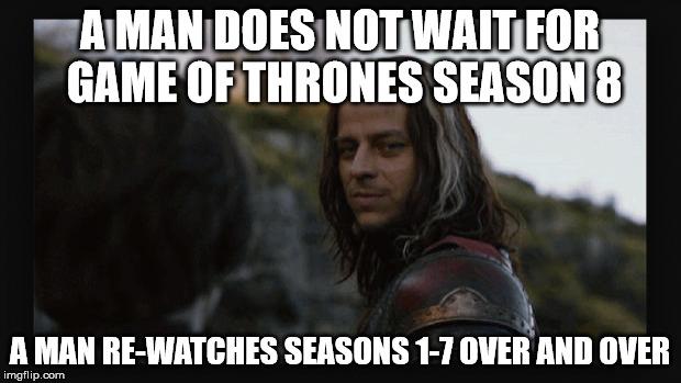 entertaining Game of thrones memes