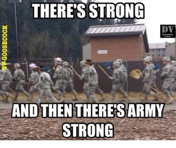 entertaining Military Memes