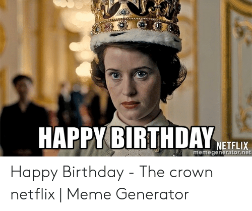 entertaining The crown memes
