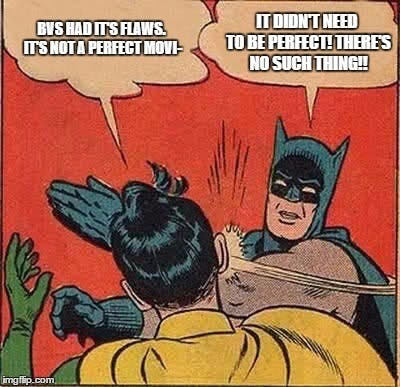 high-spirited DC Memes